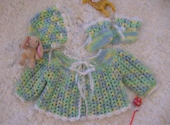 029gumdropssweaterset2printingwn2 kız bebekler için örgü elbise ve patik modelleri